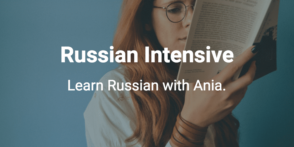 russe intensif