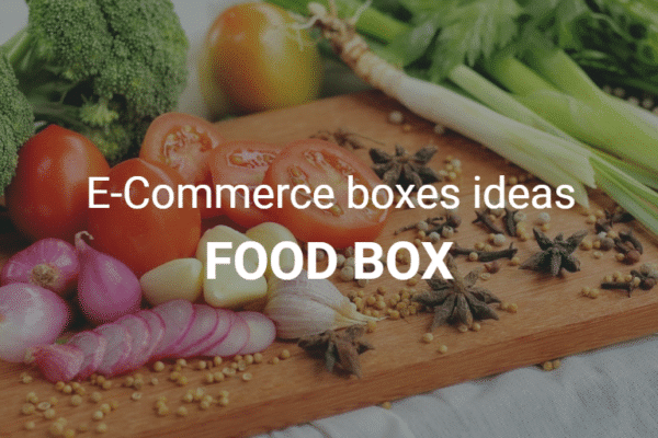 E-Commerce boxes ideas Try the Food Box